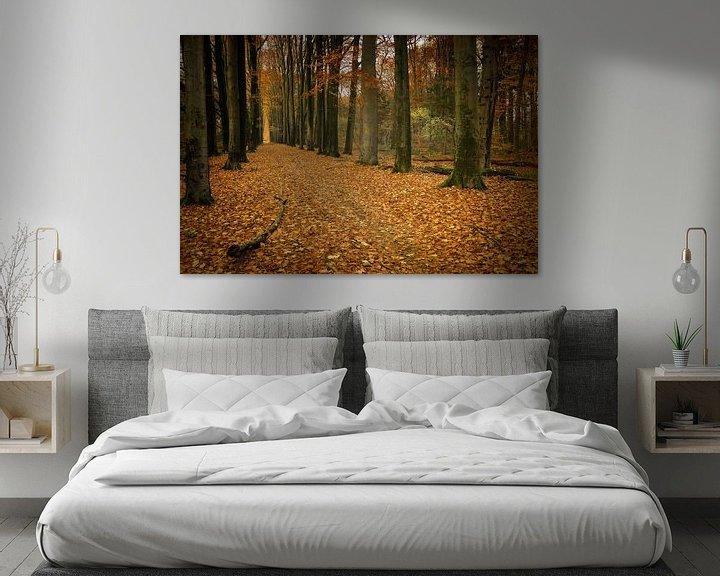 Sfeerimpressie: Herfst van Yvonne Kruders