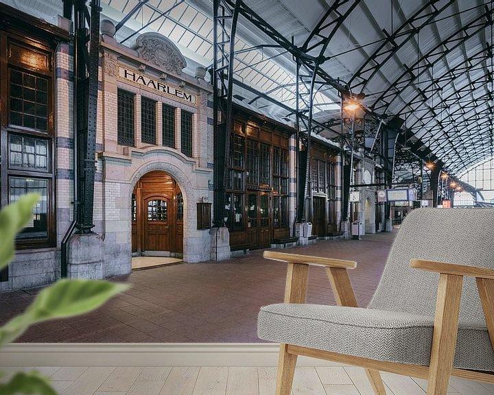Impression: Haarlem: Station perron 3 restaurant sur Olaf Kramer