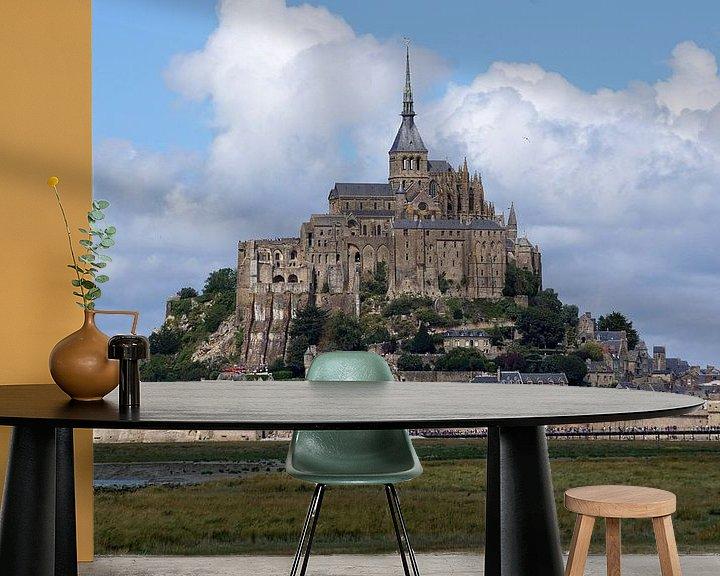 Impression: Mont Saint-Michel sur Ineke Klaassen