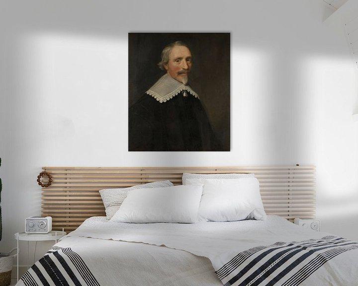 Sfeerimpressie: Portret van Jacob Cats, Michiel Jansz. van Mierevelt