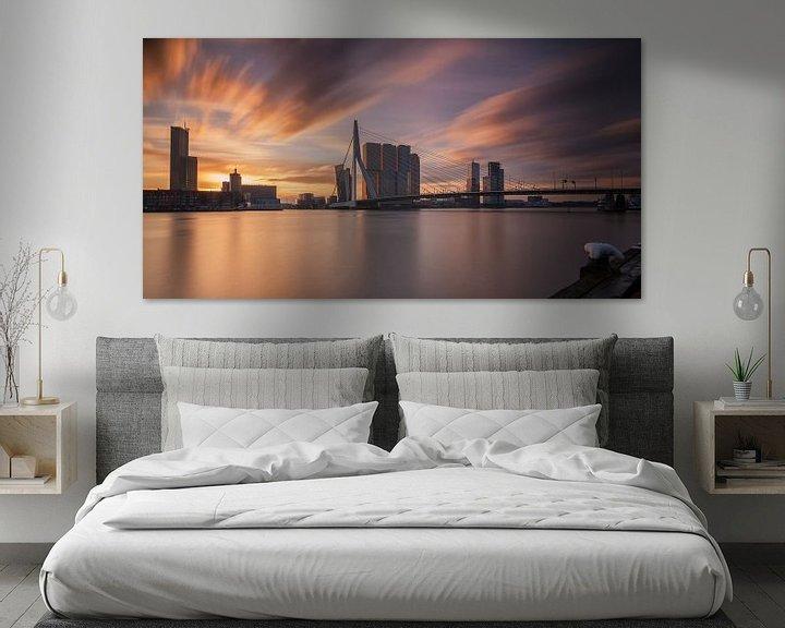 Sfeerimpressie: Good morning Rotterdam van Ilya Korzelius