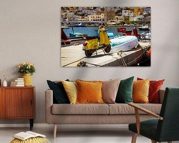 Personal Yellow Taxi von Sander van Mierlo