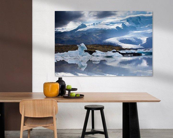 Sfeerimpressie: Icy dreams van John Been