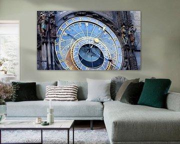 Prague Astronomical Clock  von Jack Turner