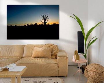 A Lonely Tree van Jack Turner
