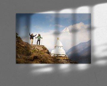 Everest Base Camp Trekking Nepal Himalaya van Menno Boermans