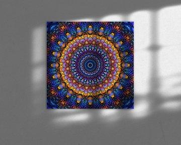 Mandala-regenboog