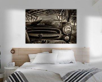 Alte Peugeot von Halma Fotografie