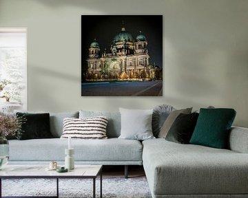Berliner Dom voorkant von Freddy Hoevers
