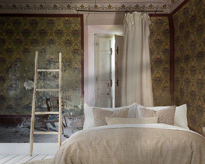 Sfeerimpressie behang: Spookkamer van Perry Wiertz