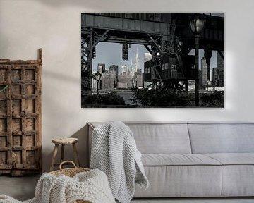 Manhattan von Long Island / Queens  von Kurt Krause