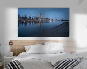 Deventer skyline  von Michel Jansen