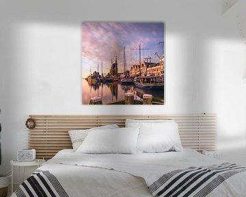 Der Holländische Hafen von Niels Tichelaar