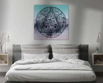 Mandala Mystery van Claudia Maglio