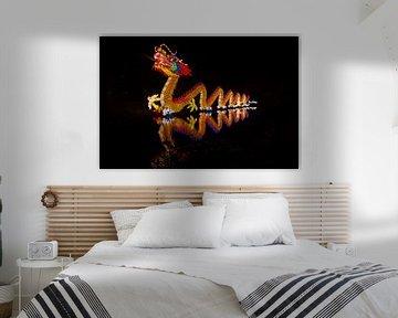 Dragon van Stefan Wapstra
