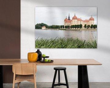 Ein Schloss im Osten Deutschlands von Rijk van de Kaa