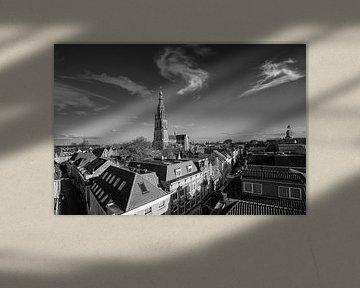 Breda Skyline von JPWFoto