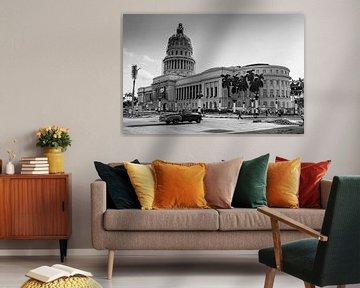 El Capitolio, Havanna von Andreas Jansen
