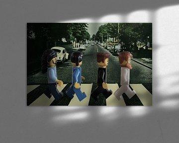Lego Beatles van Marco van den Arend