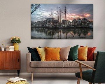 Zuiderhaven van Harlingen Online