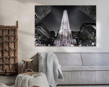 Rockefeller Center von Kurt Krause