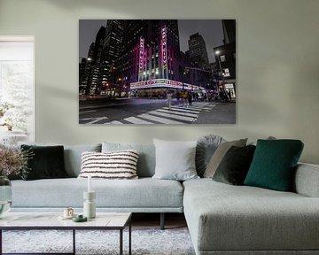 Radio City Music Hall      New York von Kurt Krause