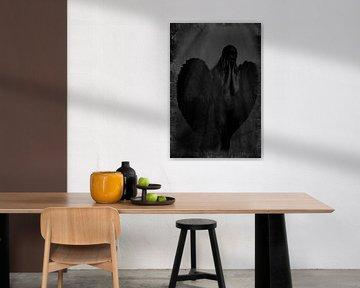Engel 25 van Jeroen Schipper