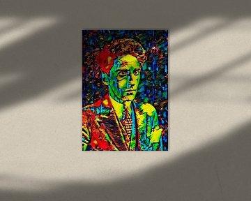 Jean Cocteau van Jean-Louis Glineur alias DeVerviers