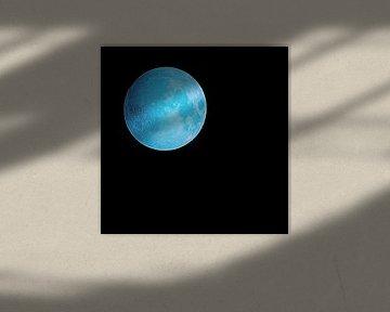 Blue moon van Art by Jeronimo