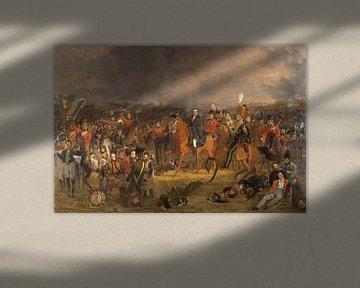 Die Schlacht von Waterloo, Jan Willem Pieneman