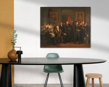Machtergreifung durch das Triumvirat, Jan Willem Pieneman