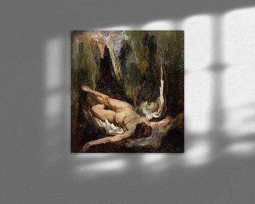 Der gefallene Engel, Willem de Zwart