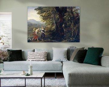 Tobias und der Engel, Eglon van der Neer