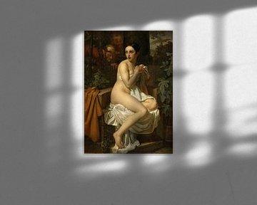 Suzanna und die Ältesten, Pierre Van Hanselaere