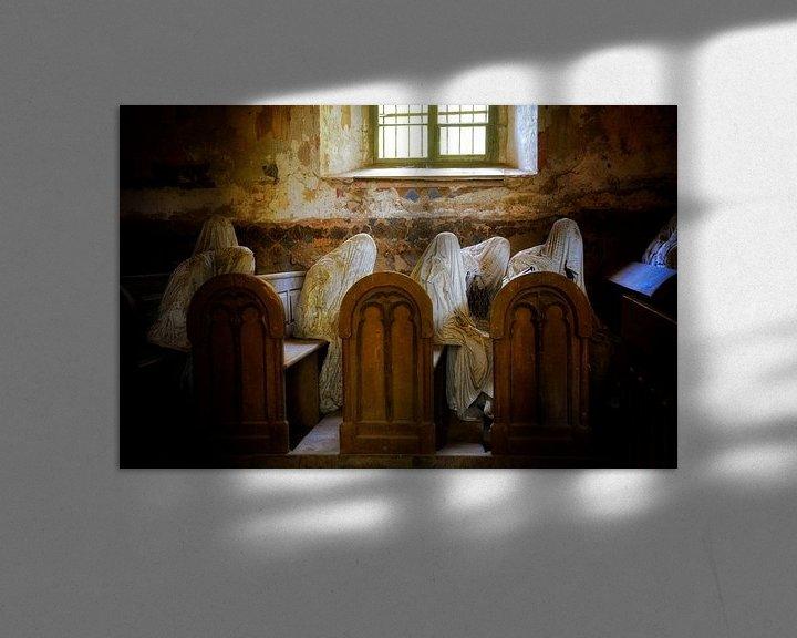 Sfeerimpressie: Kerk van de geesten van Claudia Moeckel