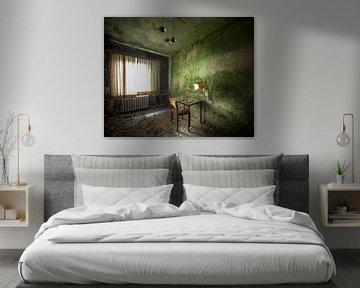 Das grüne Zimmer von Olivier Photography