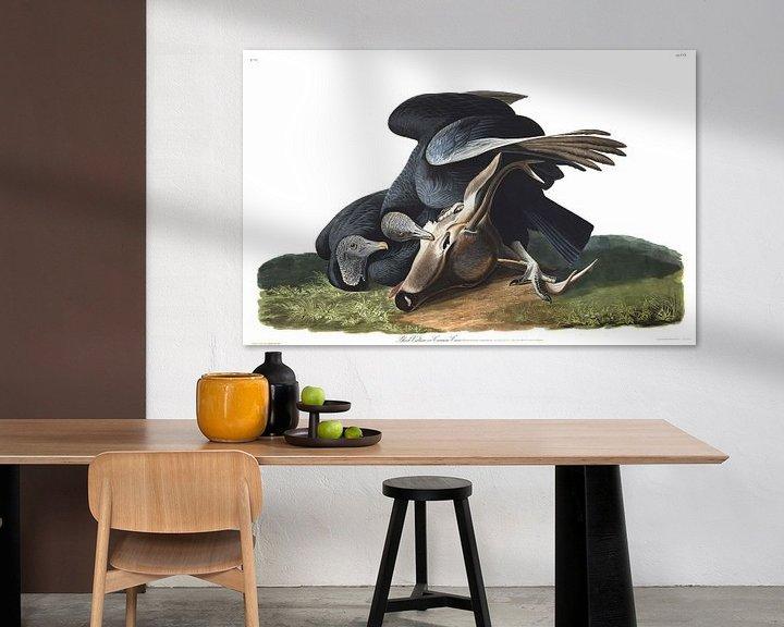 Sfeerimpressie: Zwarte Gier, Zwarte Kraai