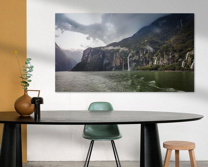 Impression: Milford Sounds, New Zealand sur Lorenzo Visser