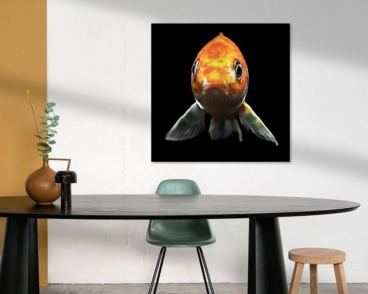 Sfeerimpressie: Blub, ik ben een vis van Art by Jeronimo