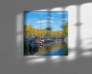 Herfst aan de Brede Haven van Kneeke .com