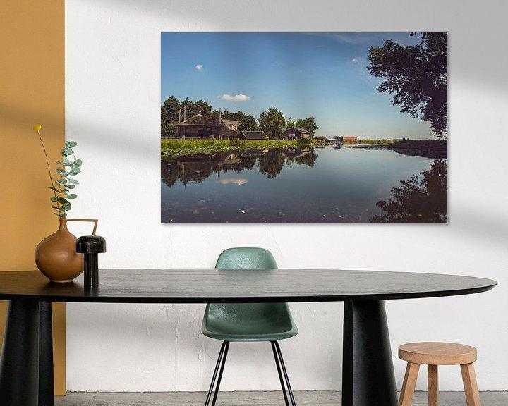 Sfeerimpressie: Landschapsfoto Nederland van Jeanine Verbraak