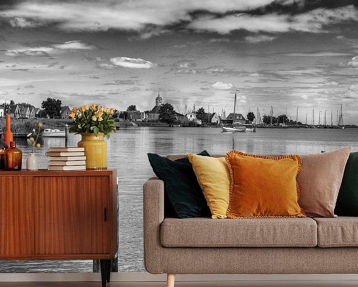 Impression: Vue de Durgerdam d'Amsterdam sur Loek van de Loo