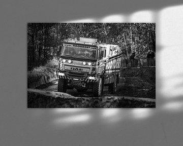 Hoondert rally truck von Boreel Fotografie