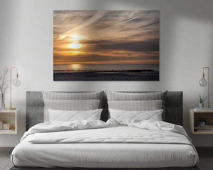 Sfeerimpressie: sunset van Koen Ceusters
