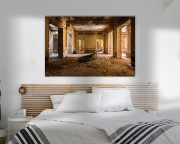 Verlassene Villa. von Roman Robroek
