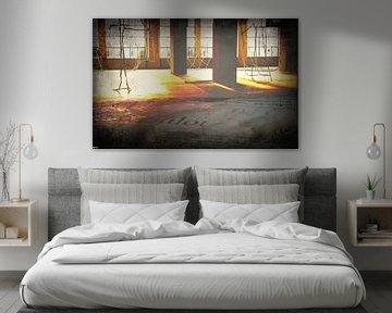 Art, Factory. von Esh Photography
