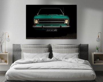 Opel kadett 1972