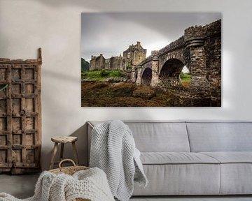 Eilean Donan (Dornie) Castle and bridge von Luis Boullosa