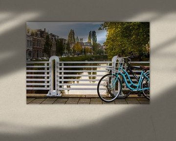 Typisch Haarlem von Leon Weggelaar