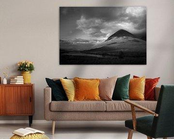 Sligachan Glen and river von Luis Boullosa